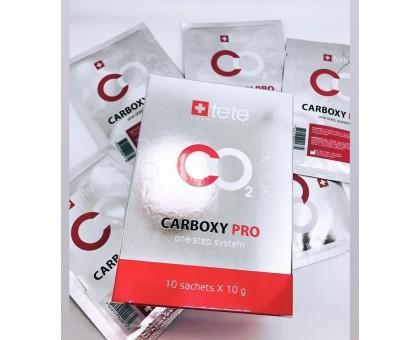 Одношаговая карбокситерапия Carboxy PRO ( 10 саше)
