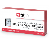 Гиалуроновая кислота + Экстракт плаценты/Tete