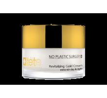 Омолаживайщий крем с коллоидным золотом 30 ml /Tete