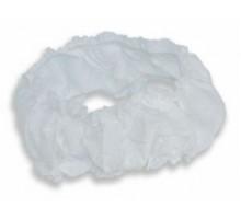 Фиксатор для волос Спанбонд 2 резинки 10 шт/уп поштучно