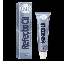 Краска для бровей и ресниц Refectocil № 2.1 Синий 15 мл