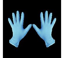 Перчатки нитриловые L 100 шт/уп