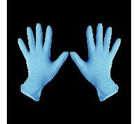 Перчатки нитриловые M 100 шт/уп