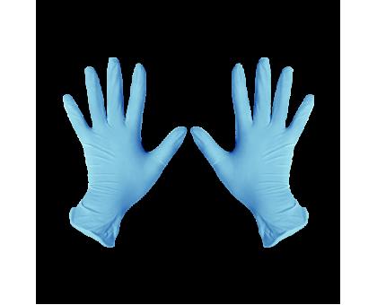 Перчатки нитриловые S 100 шт/уп
