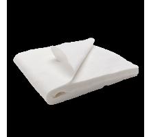 Полотенце Спанлейс Люкс Белый 45х90 100 шт/уп пластом