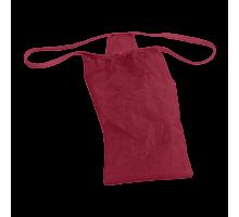 Трусы женские бикини Спанбонд Бордовый 25 шт/уп поштучно