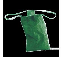 Трусы женские бикини Спанбонд Зеленый 25 шт/уп поштучно