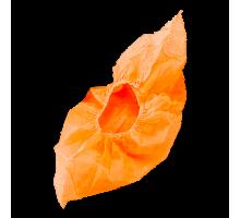 Бахилы ПВД особопрочные Розовый Оранжевый 4гр 100шт, шт